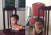 Bé trai 2 tuổi bị bỏ rơi ở quán bún