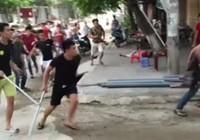 Nghi can cầm đầu vụ truy sát kinh hoàng ở Phú Thọ ra đầu thú
