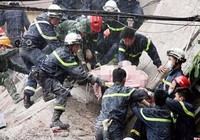 Khởi tố vụ sập nhà 4 tầng khiến 2 người tử vong tại Hà Nội