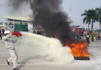 Những màn dập lửa mãn nhãn của Cảnh sát PCCC Hà Nội