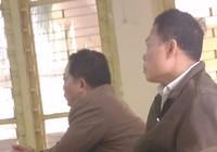 Hai cán bộ làm oan ông Chấn xin hưởng án treo