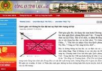 Sự thật về tin 7 công an Lai Châu bị bắn tử vong