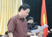 Vì sao giám đốc BV đa khoa tỉnh Hòa Bình xin từ chức?