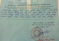 """Kỉ luật chủ tịch xã vụ phê lý lịch """"xấu"""" tại Hà Nội"""