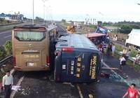 Bị tai nạn liên hoàn, tài xế phải xử lý thế nào?