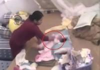 Điều tra vụ bé gái hơn 1 tháng tuổi bị bạo hành dã man