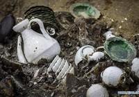 Trung Quốc: Tìm thấy 60.000 cổ vật trên tàu buôn chìm hơn 800 năm