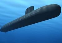 Hé lộ về tàu ngầm hạt nhân giá 1,4 tỷ USD của Pháp