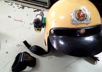 TP HCM: Cảnh sát giao thông được trang bị 'mắt thần' khi làm nhiệm vụ