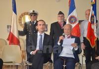 """""""Lính thợ"""" Việt Nam tại Pháp được trao Huân chương Công trạng"""