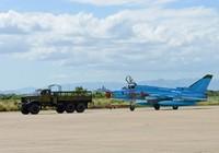 Hình ảnh bay huấn luyện Su-22 tại Trung đoàn không quân 937