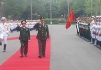 Tư lệnh lực lượng Quốc phòng Thái Lan thăm chính thức Việt Nam