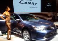 Toyota Việt Nam trình làng Camry 2015, giá tối đa 1,359 tỷ đồng