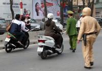 Chạy trốn, khi có hiệu lệnh dừng xe bị phạt thế nào?