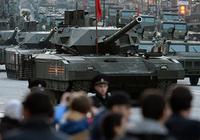 Nga nói gì về vụ siêu tăng T-14 Armata 'tuột xích' lúc tập dượt?
