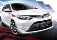 Toyota ra mắt Vios TRD Sportivo cải tiến, giá từ 20.700 USD