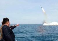 Tên lửa phóng từ tàu ngầm của Triều Tiên mạnh cỡ nào?