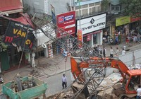 Dừng thi công các công trình không đảm bảo an toàn