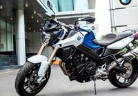 Cận cảnh 'xế nổ' BMW F800R hơn 500 triệu đồng