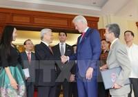 Hoa Kỳ mong muốn tăng cường quan hệ hợp tác với Việt Nam