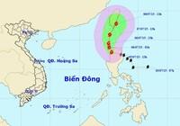 Bão Linfa vào gần đảo Đài Loan, Bắc Biển Đông sẽ có mưa dông mạnh