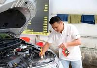 Có nên rửa động cơ ô tô?