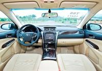 Toyota Camry 2.0E: Vua thực dụng