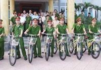 Công an Hà Nội sẽ thí điểm tuần tra bằng xe đạp
