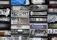 Lắp biển số xe không đúng vị trí có phạm luật?