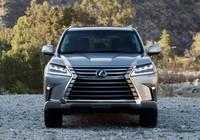 Xe Lexus LX 2016 cải tiến những gì?