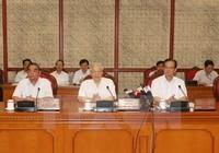 Bộ Chính trị cho ý kiến về việc chuẩn bị Đại hội Đảng bộ Công an