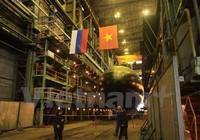 Nga hạ thủy chiếc tàu ngầm Kilo cuối cùng đóng cho Việt Nam