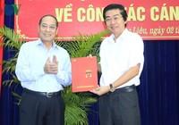 Nhân sự mới Ban Nội chính Trung ương, Tỉnh ủy Bạc Liêu