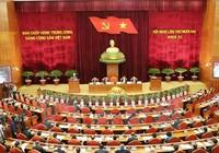 Ngày làm việc đầu tiên Hội nghị lần thứ 12 Ban Chấp hành TW Đảng