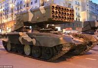 TOS-1A: 'Hỏa ngục' đủ sức phá 8 tòa nhà Nga mang đến Syria