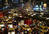 Phó thủ tướng yêu cầu khắc phục kẹt xe ở TP.HCM, Hà Nội