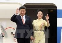 Chủ tịch Trung Quốc bắt đầu thăm cấp Nhà nước tới Việt Nam