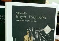 """Nàng Kiều khỏa thân trên bìa sách: Đẹp hay """"nhức mắt""""?"""