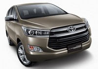 Toyota Innova 2016 sở hữu bộ mặt hoàn toàn mới