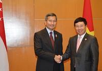 Đề nghị Singapore tạo thuận lợi cho công dân Việt Nam nhập cảnh