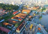 Khu trung tâm phức hợp Sài Gòn – Ba Son sẽ có cao ốc 60 tầng