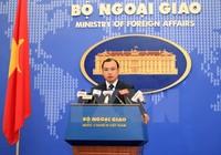 Việt Nam cử quan sát viên dự phiên tranh tụng vụ kiện về biển Đông