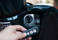 Honda SH mắc lỗi báo động chống trộm