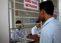 Cần Thơ: Chỉ có 550 người nghiện ma túy duy trì điều trị Methadone