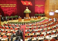 Ngày làm việc thứ 7 Hội nghị lần thứ 13 Ban Chấp hành Trung ương Đảng