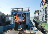 Biên phòng tỉnh BR-VT cứu nạn tàu có nguy cơ bị chìm