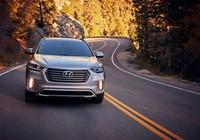 Hyundai SantaFe 2017 trình làng tại Mỹ