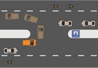 Kinh nghiệm quay đầu xe ô tô an toàn