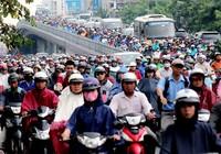 Kinh nghiệm lái ô tô trên đường phố đông người