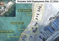 EU quan ngại về việc triển khai tên lửa trên biển Đông